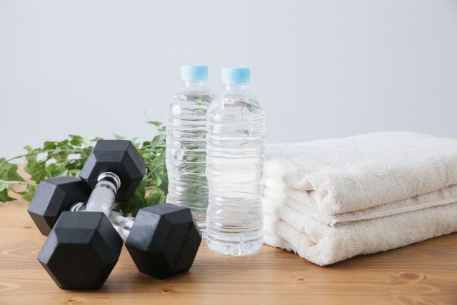エクササイズと水素水